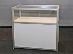 Tischvitrine, verschließbar 1000x500 h1000